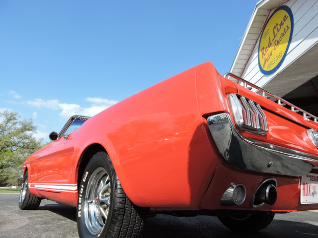 1965 Ford MUSTANG GT RedLineMuscleCars.com, Oklahoma 23