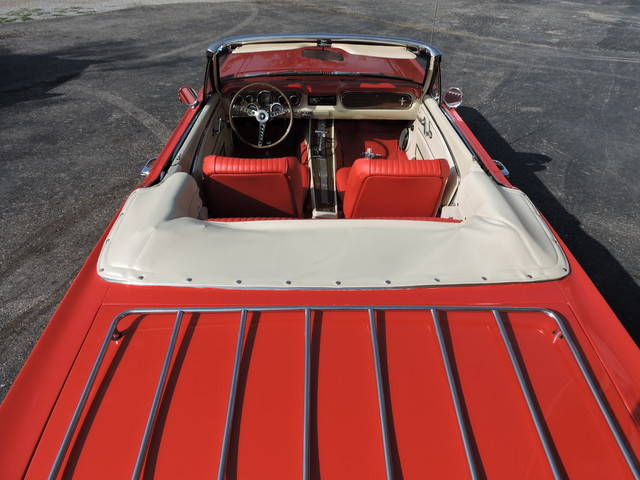 1965 Ford MUSTANG GT RedLineMuscleCars.com, Oklahoma 25