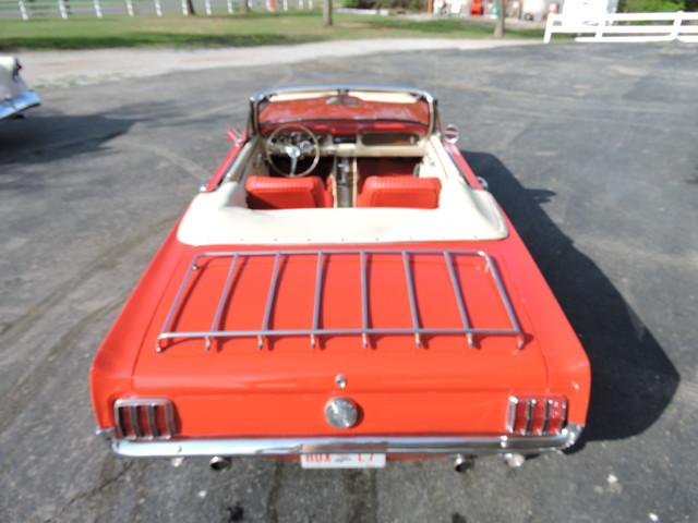1965 Ford MUSTANG GT RedLineMuscleCars.com, Oklahoma 26