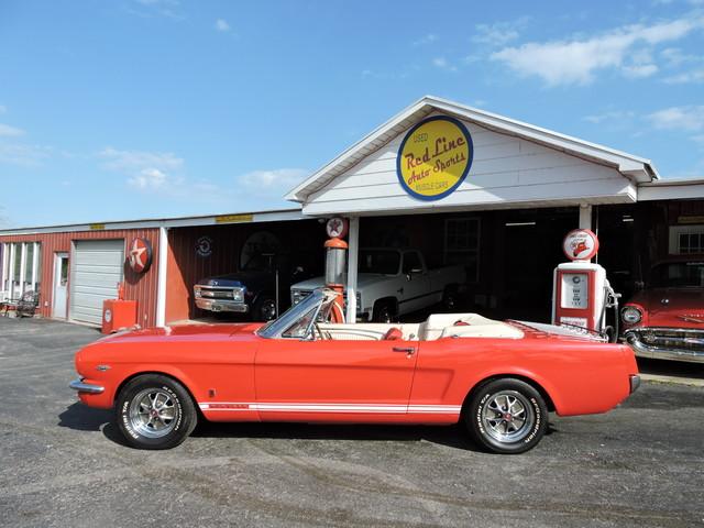 1965 Ford MUSTANG GT RedLineMuscleCars.com, Oklahoma 13