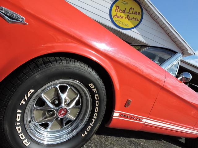 1965 Ford MUSTANG GT RedLineMuscleCars.com, Oklahoma 16