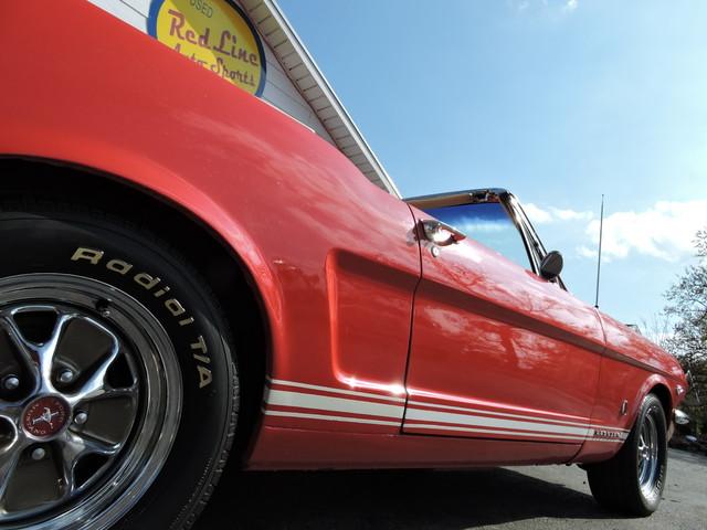 1965 Ford MUSTANG GT RedLineMuscleCars.com, Oklahoma 34