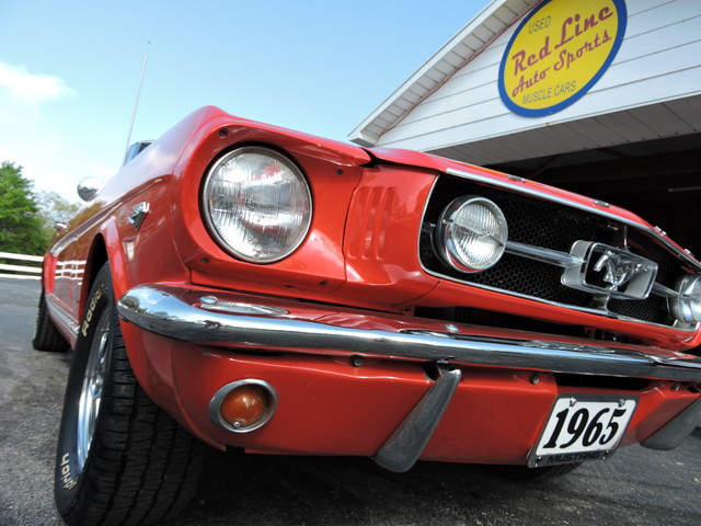 1965 Ford MUSTANG GT RedLineMuscleCars.com, Oklahoma 44