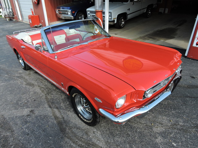 1965 Ford MUSTANG GT RedLineMuscleCars.com, Oklahoma 36