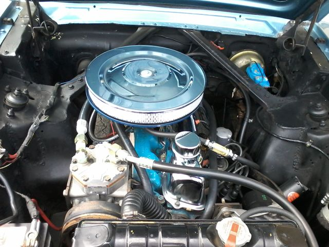 1965 Ford Mustang  6cy , a/c ,pony interior San Antonio, Texas 17