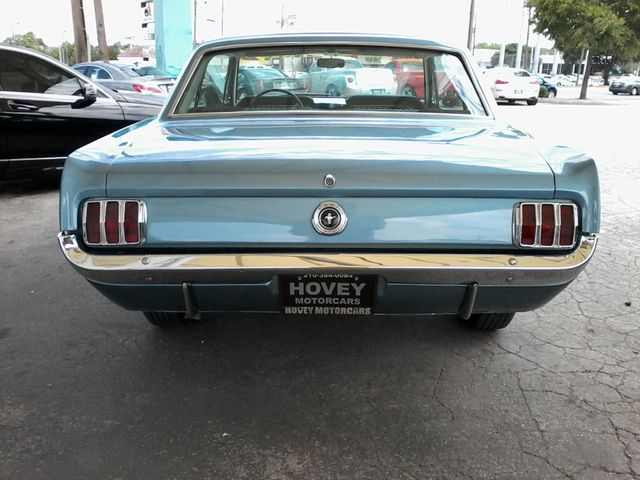 1965 Ford Mustang  6cy , a/c ,pony interior San Antonio, Texas 7