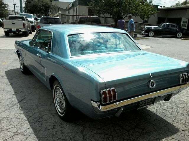 1965 Ford Mustang  6cy , a/c ,pony interior San Antonio, Texas 4
