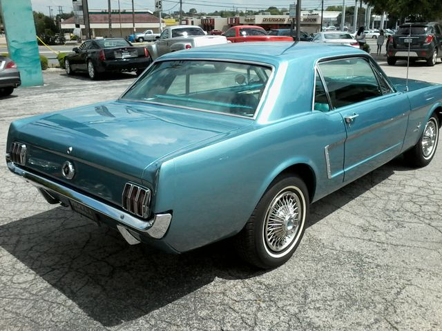 1965 Ford Mustang  6cy , a/c ,pony interior San Antonio, Texas 6