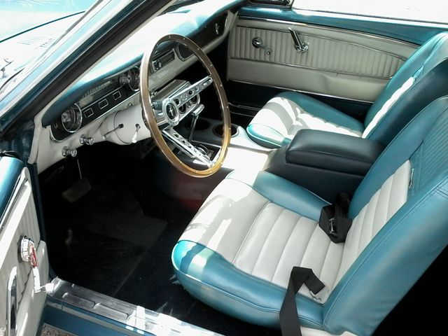 1965 Ford Mustang  6cy , a/c ,pony interior San Antonio, Texas 8