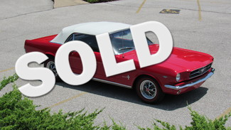 1965 Ford Mustang Convertible St Charles, Missouri