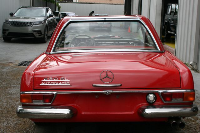 1965 Mercedes-Benz 230 SL Houston, Texas 3