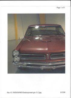 1965 Pontiac  GTO Bettendorf, Iowa 74