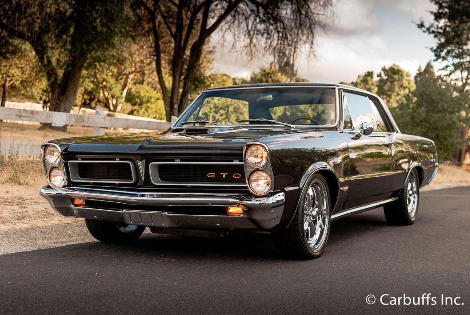 1965 Pontiac GTO | Concord, CA | Carbuffs | Concord CA 94520