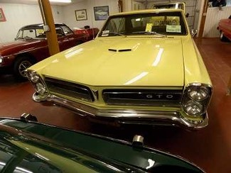 1965 Pontiac GTO - Utah Showroom Newberg, Oregon 4