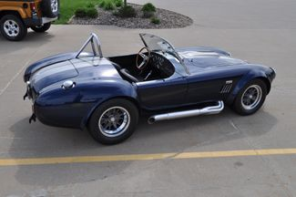 1965 Shelby Ac Shelby 427 Cobra CSX1005 Aluminum Body Bettendorf, Iowa 92