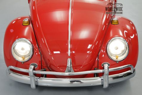 1965 Volkswagen BEETLE CONVERTIBLE EXTENSIVE RESTO 2110CC MUST SEE | Denver, CO | Worldwide Vintage Autos in Denver, CO
