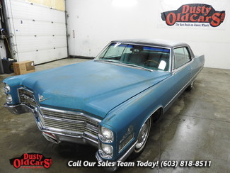 1966 Cadillac Deville Coupe Body Int Good 429V8 Auto in Nashua NH