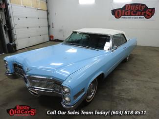 1966 Cadillac Deville Coupe  Inter Good Body Fair 429V8 3spd Auto in Nashua NH