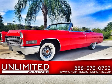 1966 Cadillac DEVILLE CONVERTIBLE  in Tampa, FL