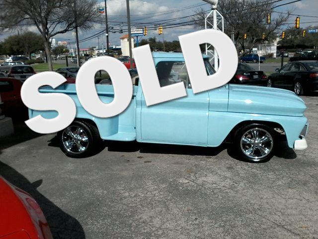 1966 Chevrolet C-10 short box  Step side San Antonio, Texas 0