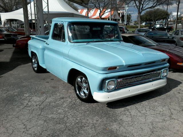 1966 Chevrolet C-10 short box  Step side San Antonio, Texas 1