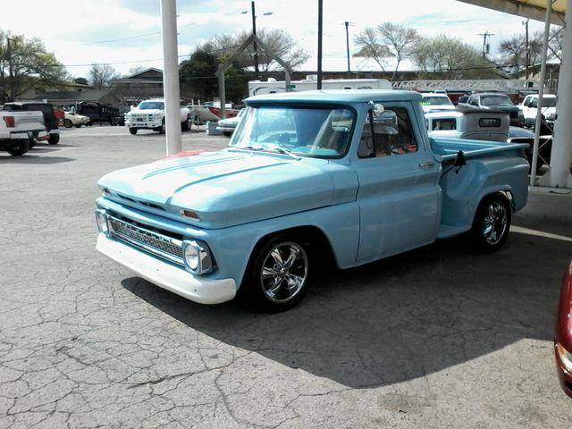 1966 Chevrolet C-10 short box  Step side San Antonio, Texas 3