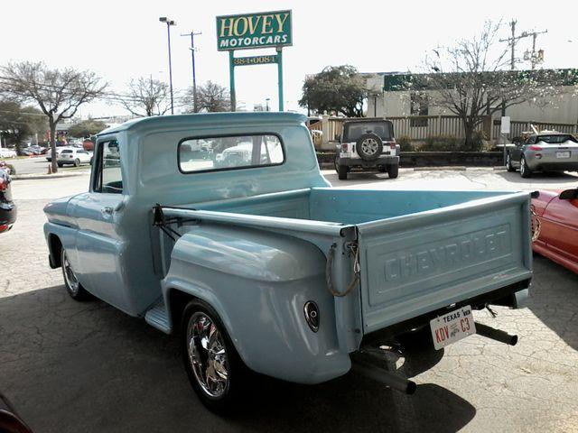 1966 Chevrolet C-10 short box  Step side San Antonio, Texas 4