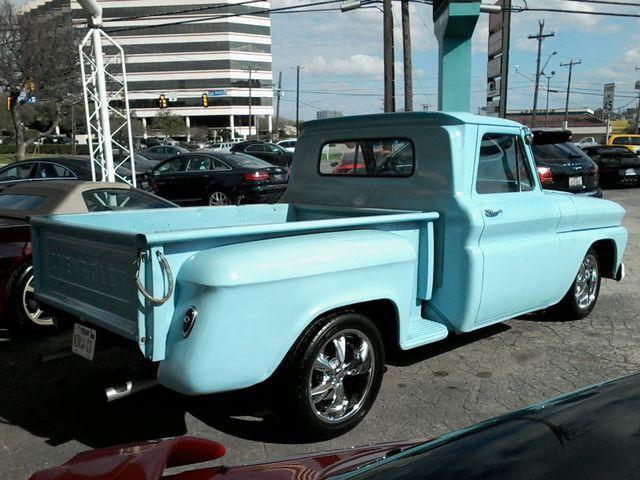 1966 Chevrolet C-10 short box  Step side San Antonio, Texas 7