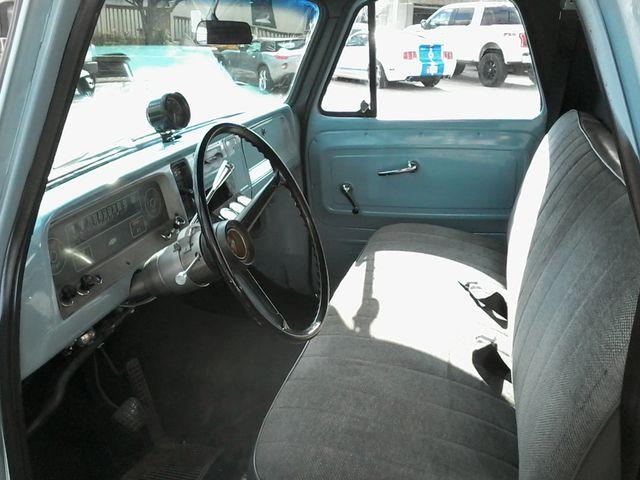 1966 Chevrolet C-10 short box  Step side San Antonio, Texas 11