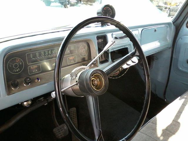 1966 Chevrolet C-10 short box  Step side San Antonio, Texas 12