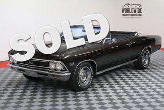 1966 Chevrolet CHEVELLE 4-SPEED V8 CONVERTIBLE | Denver, Colorado | Worldwide Vintage Autos in Denver Colorado