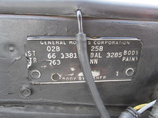 1966 Chevrolet Chevelle SS Blanchard, Oklahoma 35