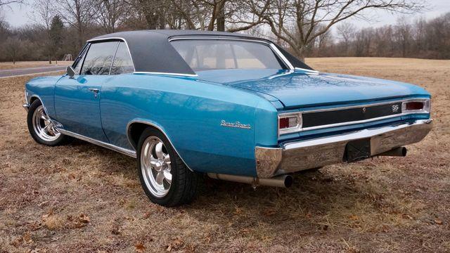 1966 Chevrolet CHEVELLE SUPER SPORT Valley Park, Missouri 4