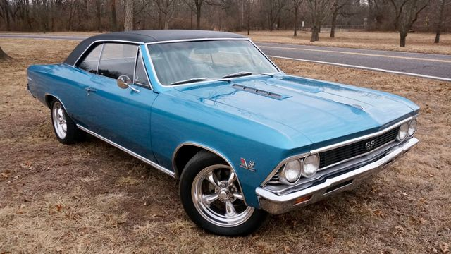 1966 Chevrolet CHEVELLE SUPER SPORT Valley Park, Missouri 6