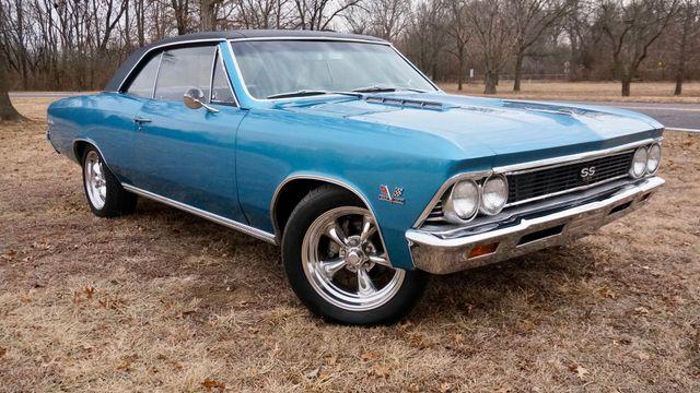 1966 Chevrolet CHEVELLE SUPER SPORT Valley Park, Missouri 5