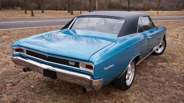 1966 Chevrolet CHEVELLE SUPER SPORT Valley Park, Missouri 7