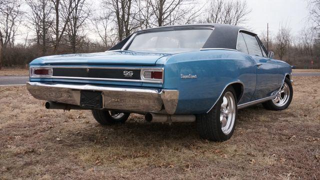 1966 Chevrolet CHEVELLE SUPER SPORT Valley Park, Missouri 8