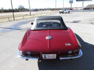 1966 Chevrolet Corvette ROADSTER Blanchard, Oklahoma 11