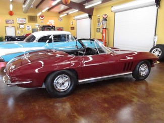 1966 Chevrolet Corvette ROADSTER Blanchard, Oklahoma 18