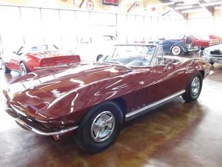 1966 Chevrolet Corvette ROADSTER Blanchard, Oklahoma 20