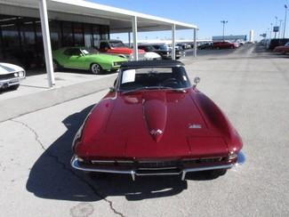 1966 Chevrolet Corvette ROADSTER Blanchard, Oklahoma 5