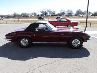 1966 Chevrolet Corvette ROADSTER Blanchard, Oklahoma 8