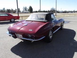 1966 Chevrolet Corvette ROADSTER Blanchard, Oklahoma 10