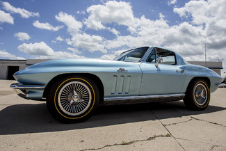 1966 Chevrolet CORVETTE STING RAY -Minnesota Showroom Newberg, Oregon