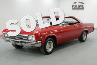 1966 Chevrolet IMPALA SS RESTORED TRUE SS 350 V8 UPGRADES SHOW OR GO | Denver, CO | Worldwide Vintage Autos in Denver CO