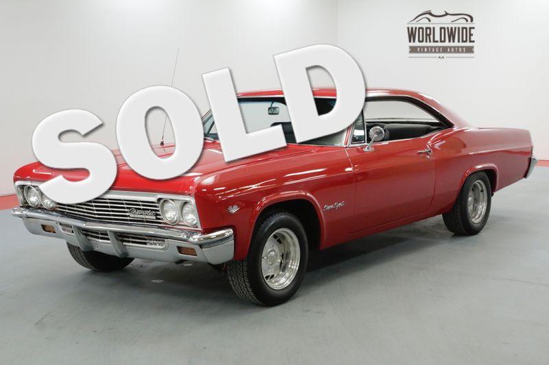 1966 Chevrolet IMPALA SS RESTORED TRUE SS 350 V8 UPGRADES SHOW OR GO | Denver, CO | Worldwide Vintage Autos