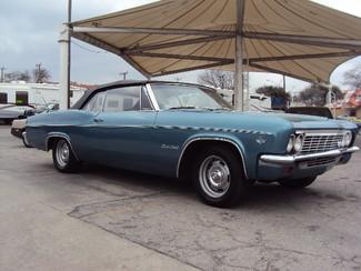 1966 Chevrolet Impala SS 327 4 speed convertable San Antonio, Texas