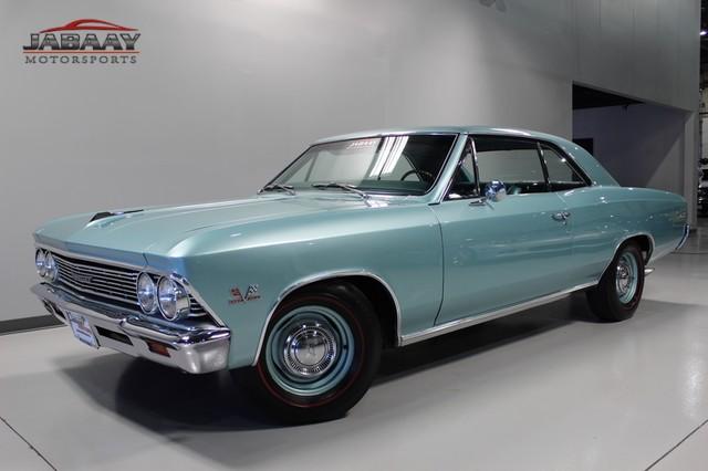 1966 Chevrolet Malibu Merrillville, Indiana 0