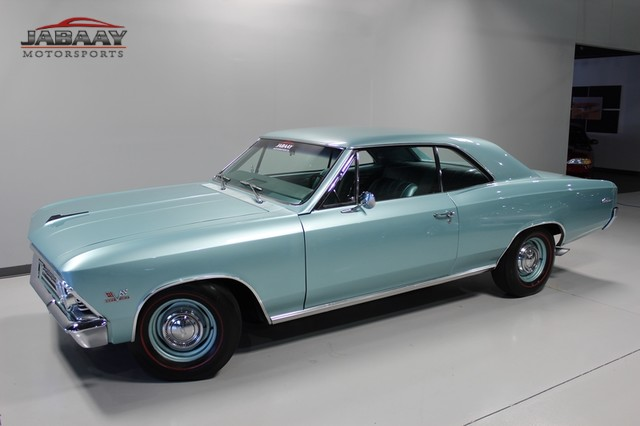 1966 Chevrolet Malibu Merrillville, Indiana 39