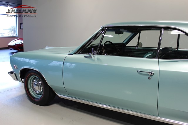 1966 Chevrolet Malibu Merrillville, Indiana 48